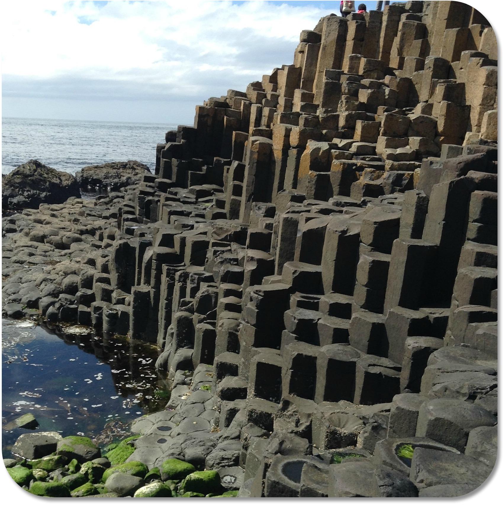 Irish Expressions - Giant's Causeway