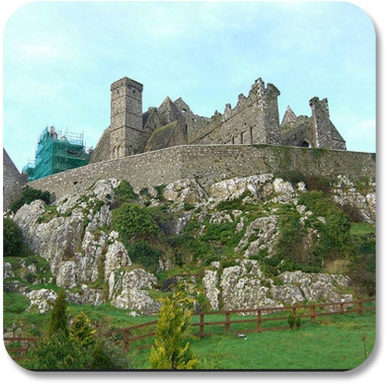 Irish Expressions - Rock of Cashel.  Photocredit:  Jay Patrick via Flickr.