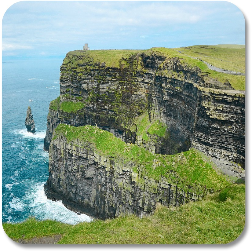 Irish Expressions - Cliffs of Moher.  Photocredit:  Theo Crazzolara - via Flickr.com.