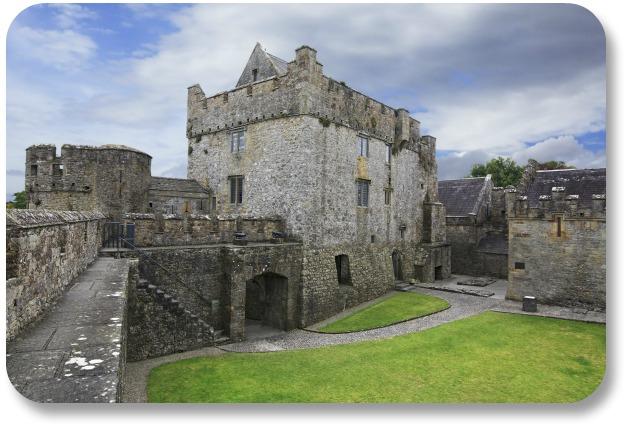 Ireland Castle Vacations - Cahir Castle