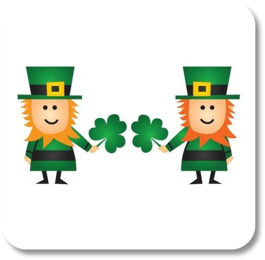 Irish Craic - Friendly Leprechans