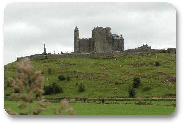 Irish Expressions - The Rock of Cashel