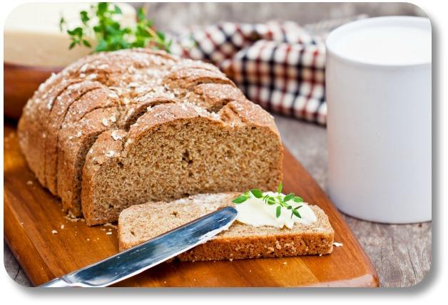 Irish Soda Bread Recipe - Brown Soda Bread