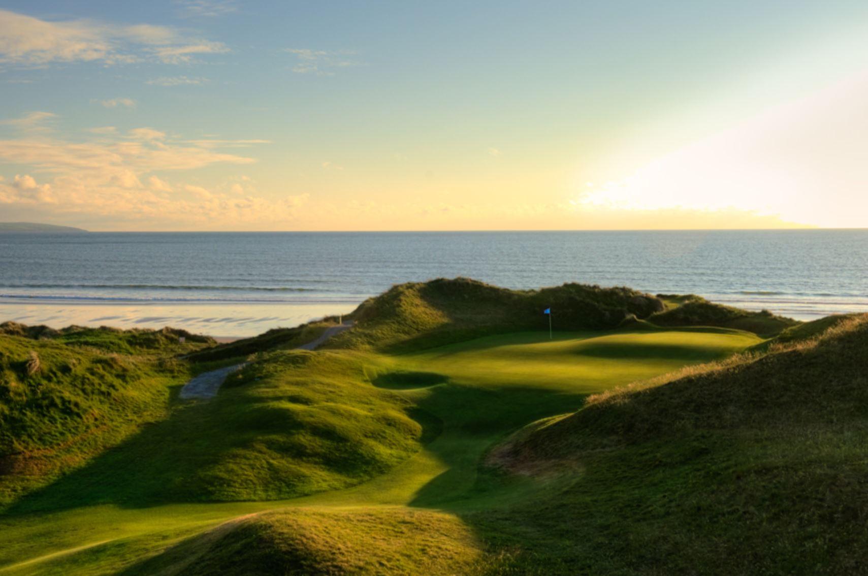 Ireland Golf Vacations - Ballybunion, Property of Ballybuniongolf.com