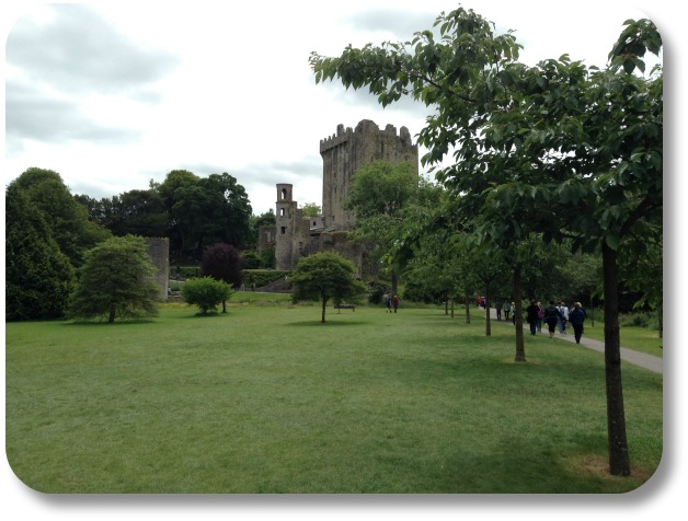 Cork County Ireland - Blarney Castle Grounds