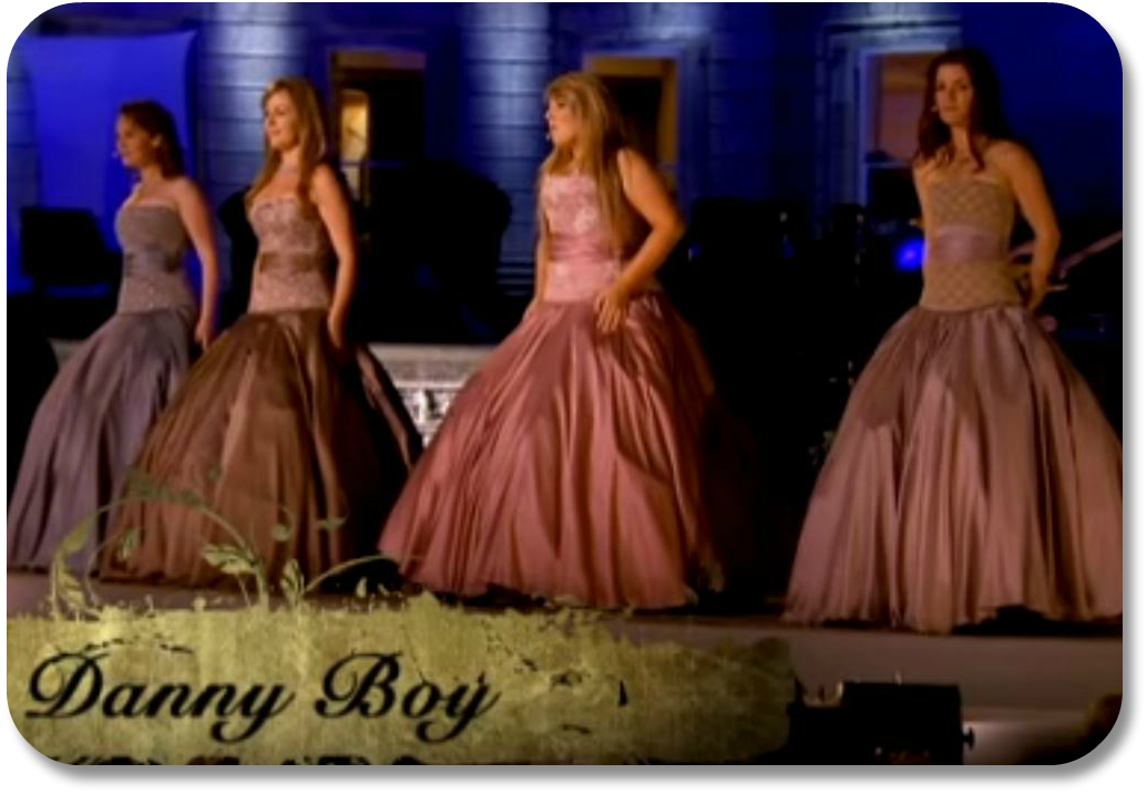 Irish Expressions - Celtic Woman sing Danny Boy, via YouTube.