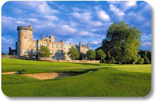 Ireland Golf Vacations - Dromoland, Property of Dromolandgolf.com