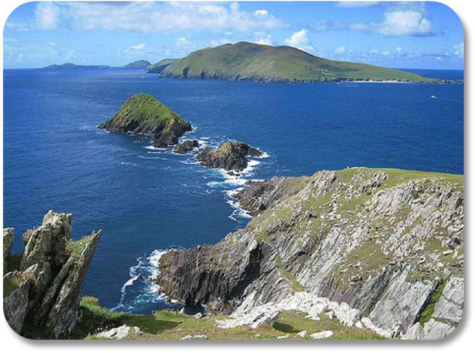 Irish Expressions - Dingle Peninsula.  Photocredit: Fabio Miola via Flickr.