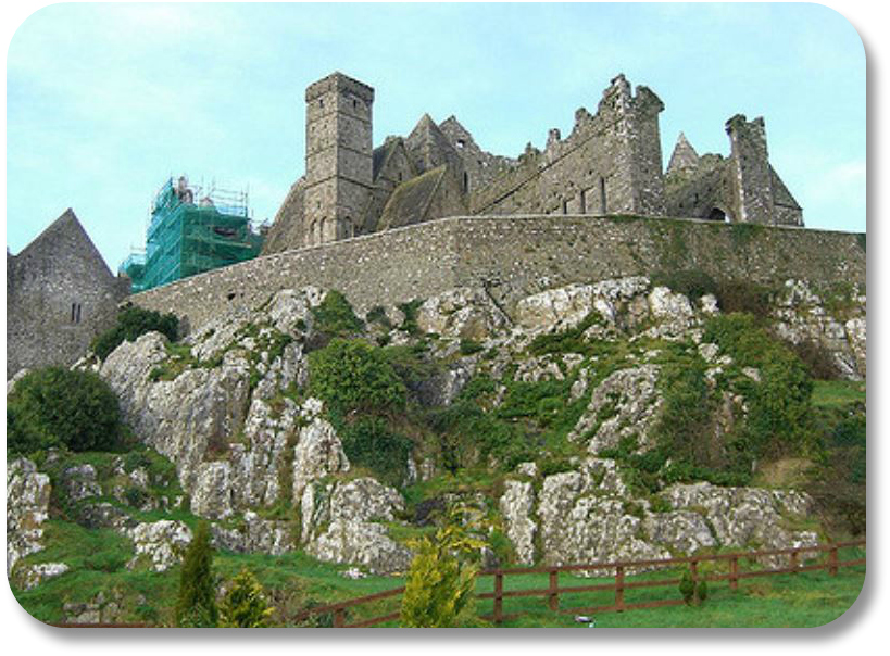 Irish Expressions - Rock of Cashel.  Photocredit Jay Patrick via Flickr.
