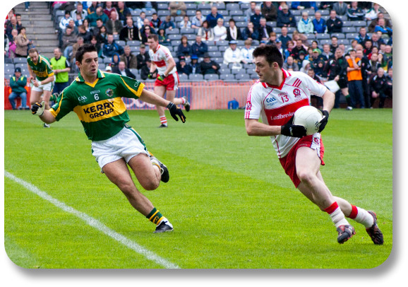 Traditional Irish Sports - Gaelic Football