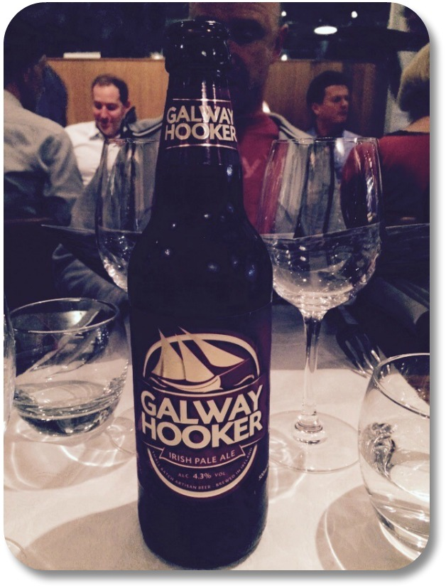 Irish Beer Brands - Galway Hooker