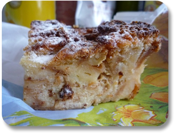 Irish Expressions - Irish Bread Pudding