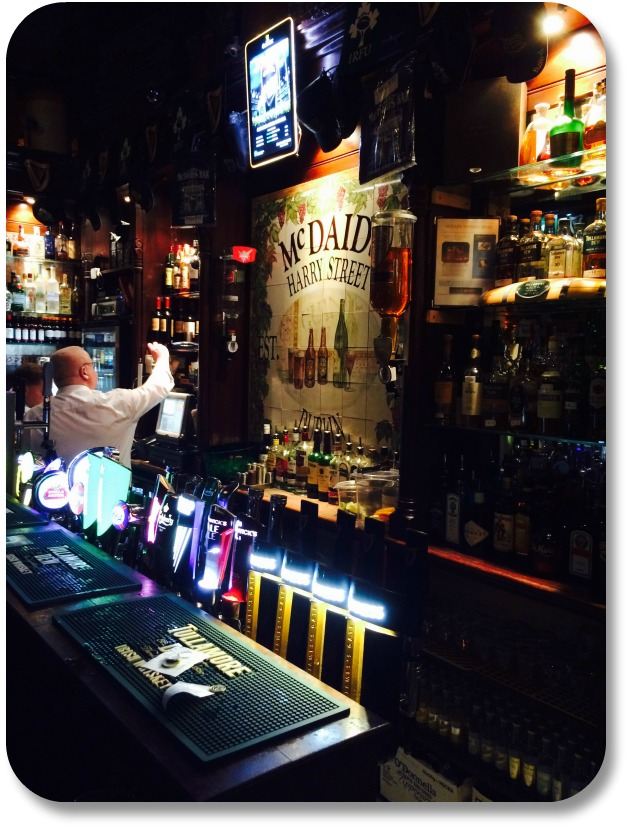 Picture of Ireland - McDaid's Pub