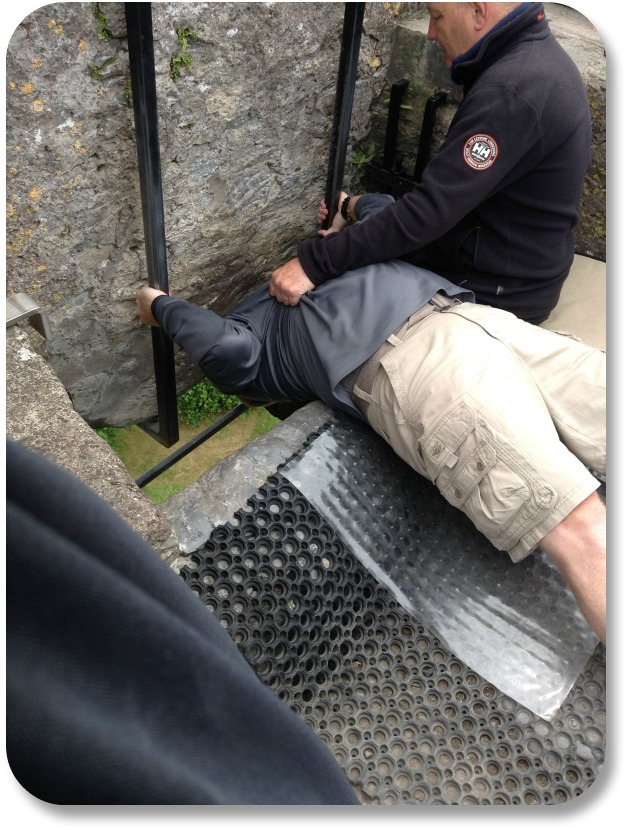 Ireland Travel Destinations - Kiss the Blarney Stone