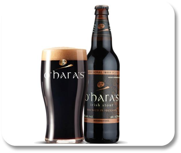 Irish Beer Brands - O'Hara's