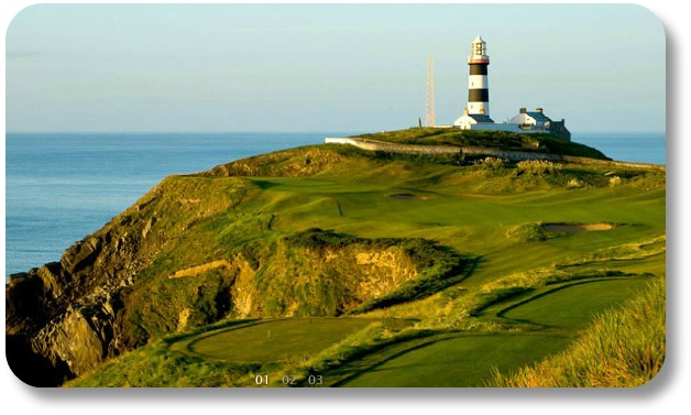 Ireland Golf Vacations - Oldhead, Property of Oldhead.com