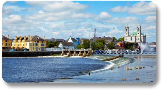 Ireland Travel Dreams - River Shannon from My Discover Ireland.