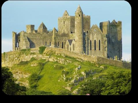 Irish Expressions - The Rock of Cashel