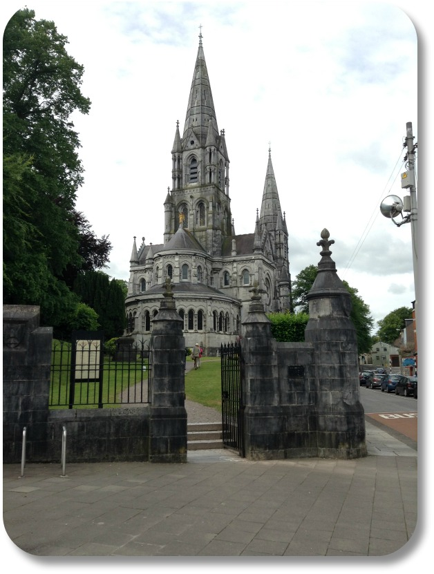 Cork County Ireland - Saint Fin Barre Cathedral