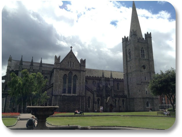 Picture of Ireland - St Patricks Cathedral