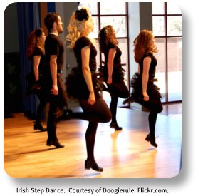Irish Dance - Step Dance