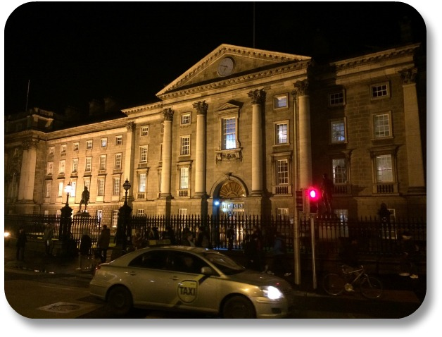 Book of Kells - Housed in Trinity College, Dublin