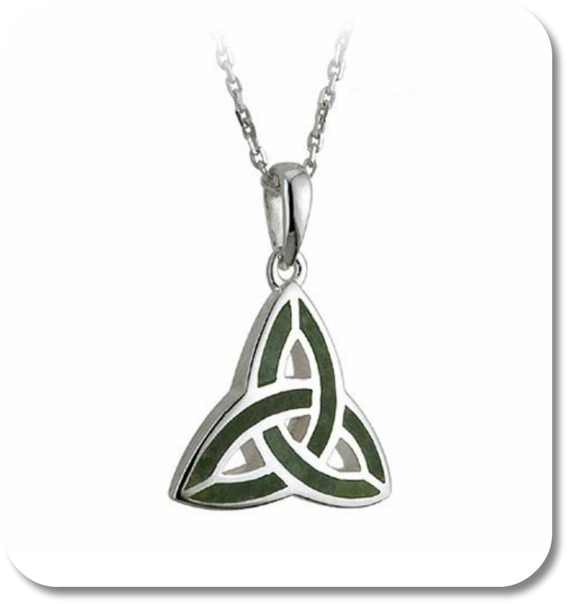 Trinity Knot Pendant from The Irish Store