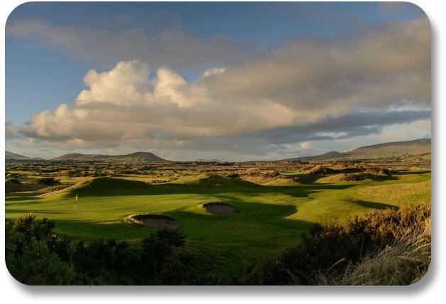Ireland Golf Vacations - Waterville, Property of Watervillgolflinks.com