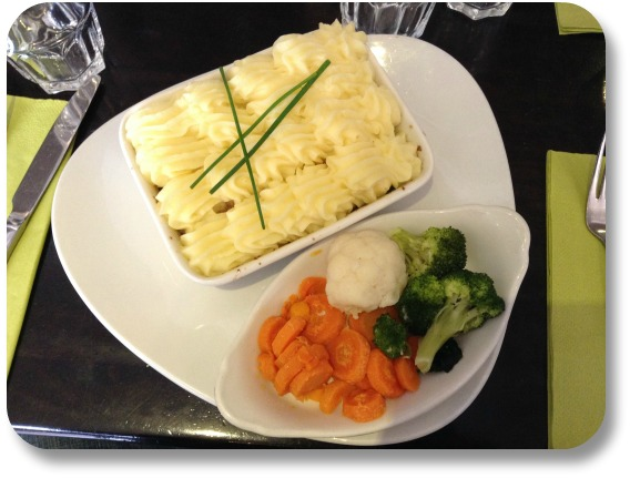 St Patricks Day - Shepherds Pie