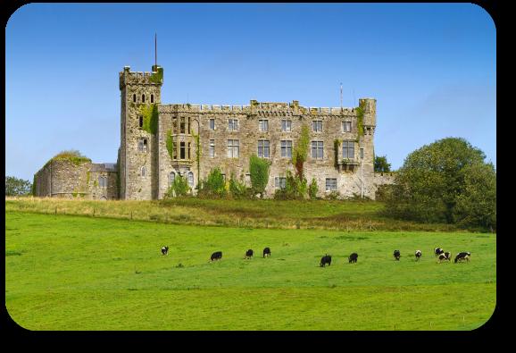 Irish Expressions - Kilbrittain Castle