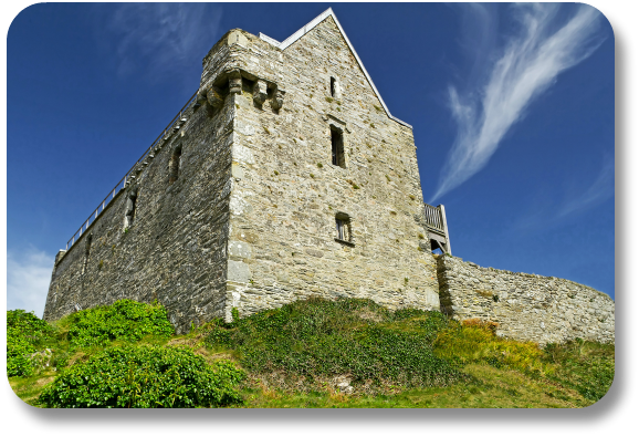 Irish Expressions - Dunasead Castle