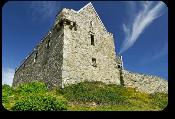 Irish Expressions - Dunasead Castle
