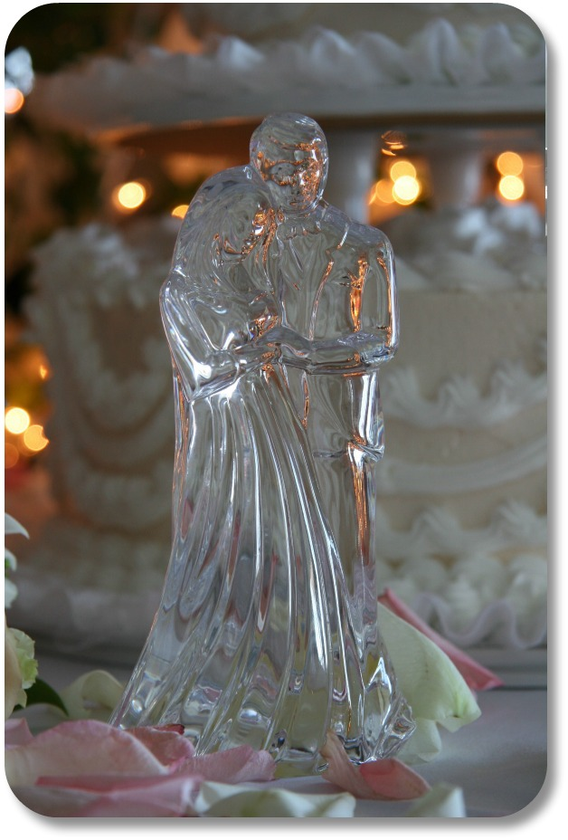 History of Waterford Crystal - Bride and Groom