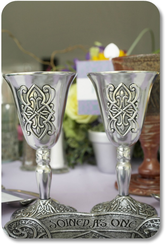 Irish Wedding Toasts - Celtic Wedding Cups