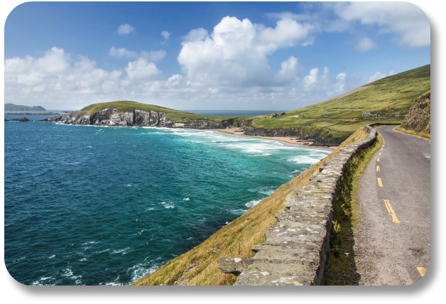 Ireland Travel Destinations - Slea Head Drive