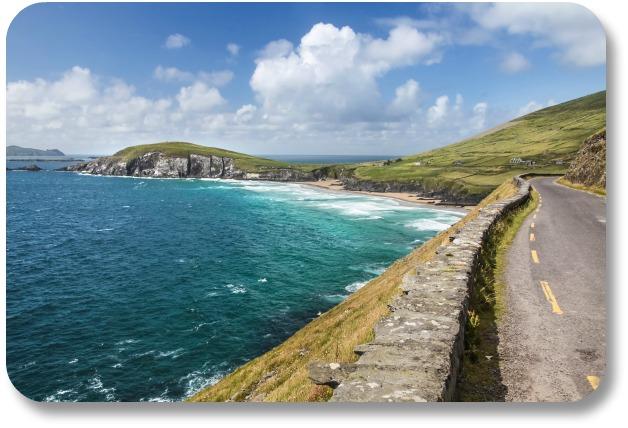 Ireland Travel Destinations - Slea Head Drive