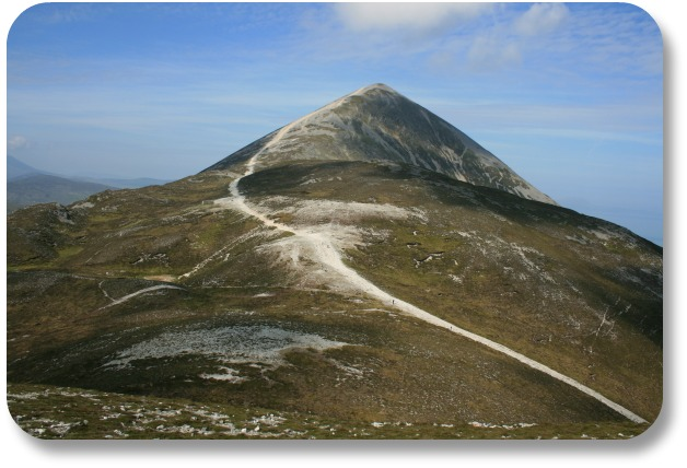 Ireland Travel Destinations - Croagh Patrick