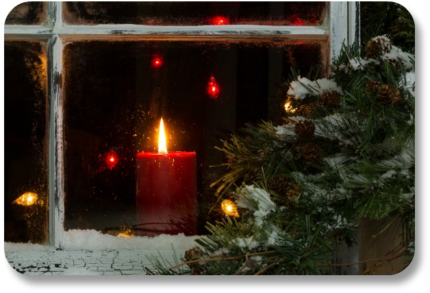 Irish Christmas Traditions - Candle in the Window