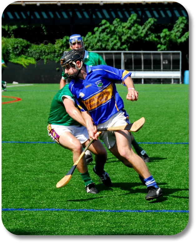 Traditional Irish Sports - Irish Hurling