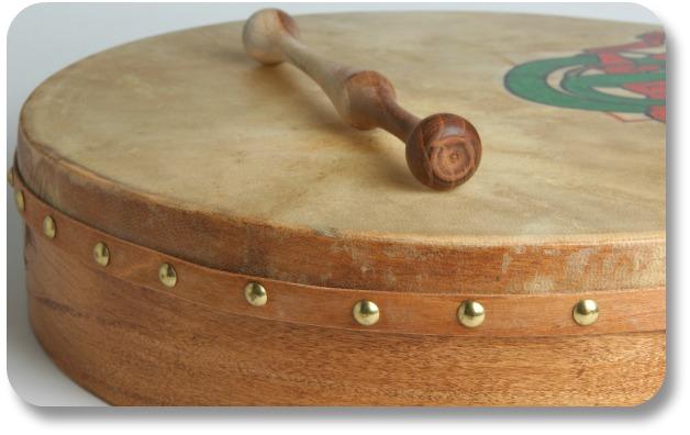 Irish Music Instruments - Bodhran Drum