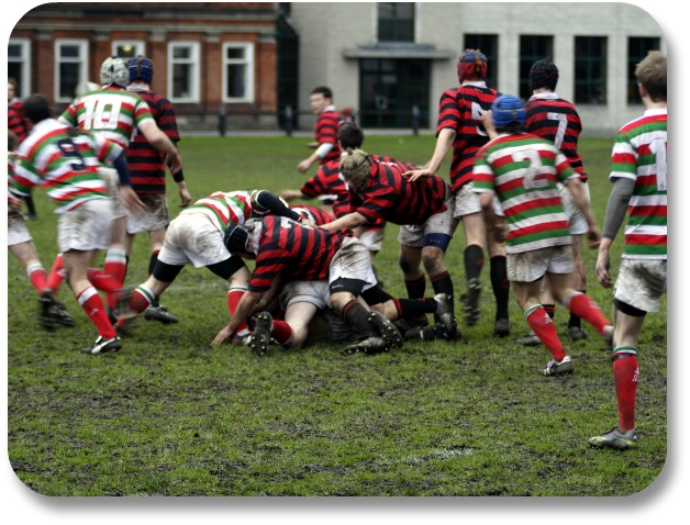 Traditional Irish Sports - Irish Rugby