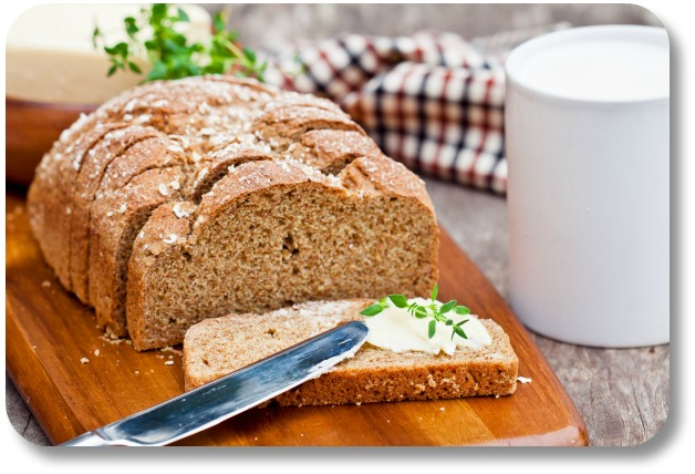 Irish Soda Bread Recipe - Brown Soda Bread