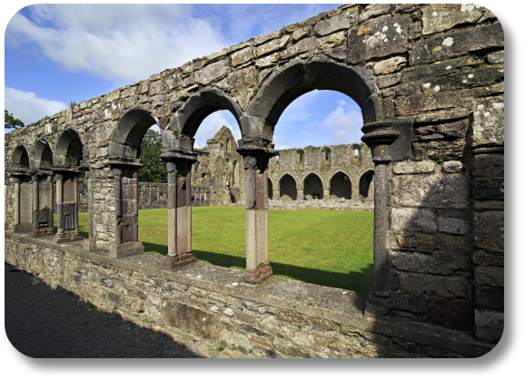 Irish Expressions - Jerpoint Abbey