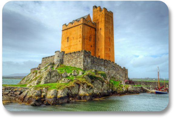 Irish Expressions - Kilcoe Castle