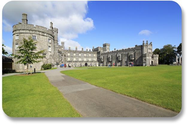 Ireland Castle Vacations - Kilkenny Castle