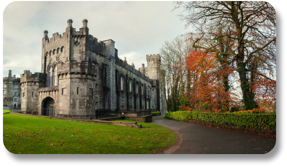 Irish Expressions - Kilkenny Castle