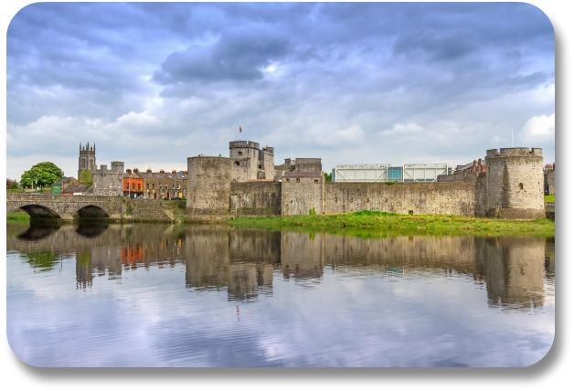 History of Limerick - St John's Castle