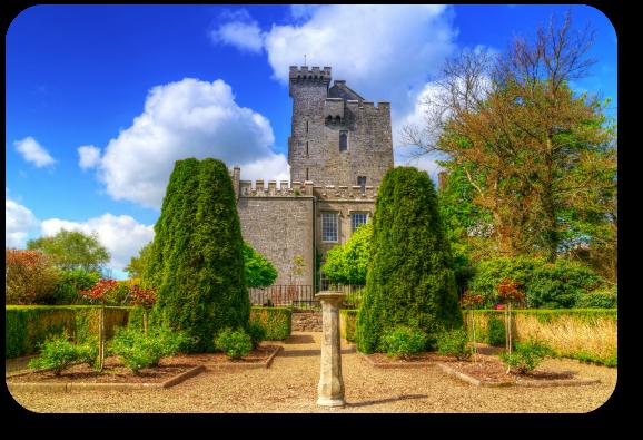Irish Expressions - Knappogue Castle