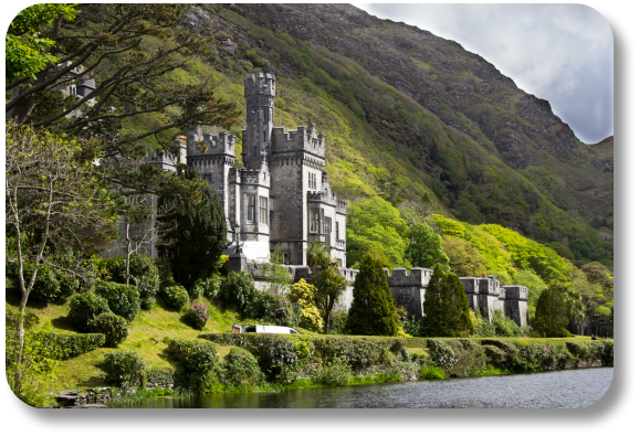 Irish Expressions - Kylemore Abbey