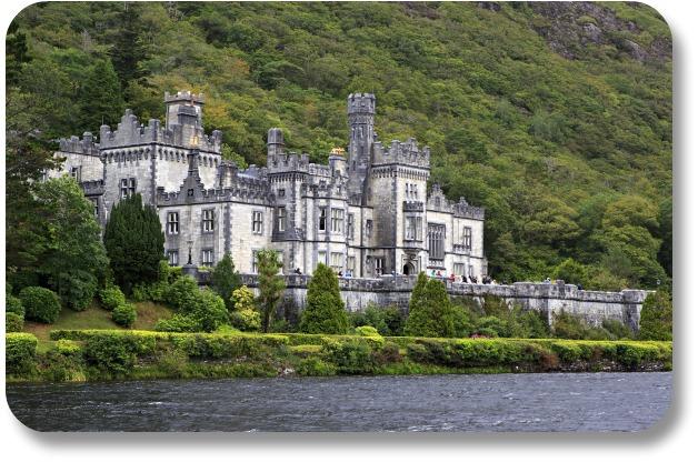 Ireland Travel Destinations - Kylemore Abby